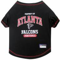 Atlanta Falcons Dog Tee Shirt