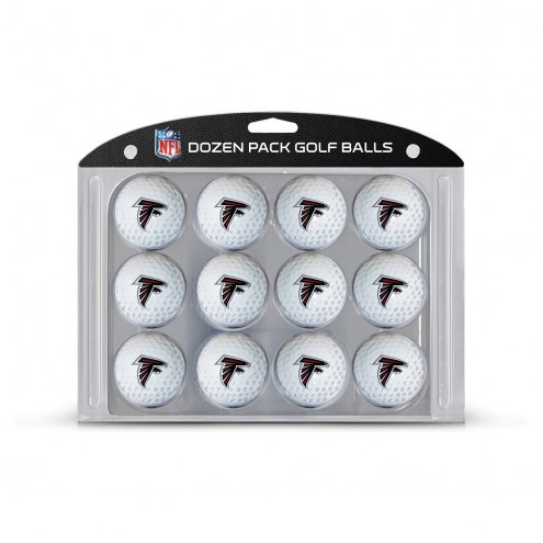 Atlanta Falcons Dozen Golf Balls