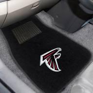 Atlanta Falcons Embroidered Car Mats