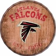 """Atlanta Falcons Established Date 16"""" Barrel Top"""