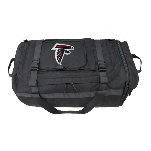 NFL Atlanta Falcons Expandable Military Duffel