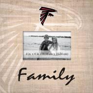 Atlanta Falcons Family Picture Frame
