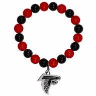 Atlanta Falcons Fan Bead Bracelet
