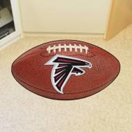 Atlanta Falcons Football Floor Mat