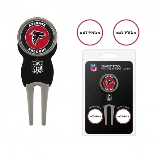 Atlanta Falcons Golf Divot Tool Pack