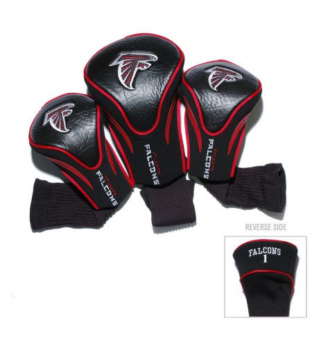 Atlanta Falcons Golf Headcovers - 3 Pack
