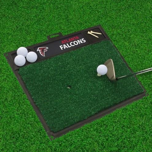 Atlanta Falcons Golf Hitting Mat