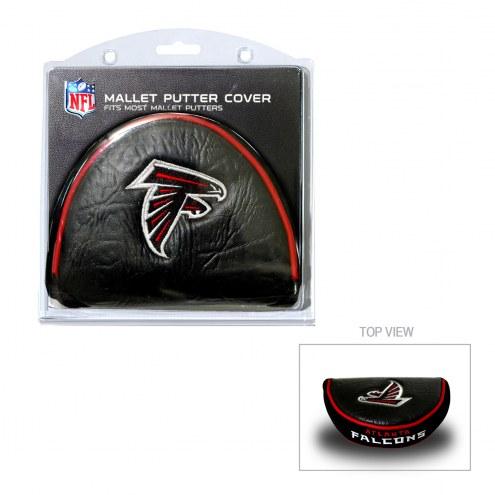 Atlanta Falcons Golf Mallet Putter Cover