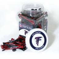 Atlanta Falcons 175 Golf Tee Jar