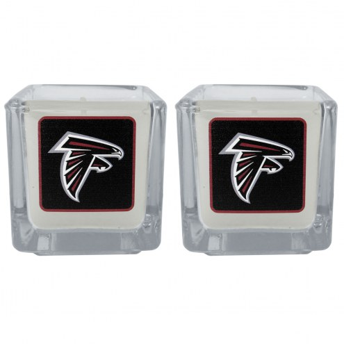 Atlanta Falcons Graphics Candle Set