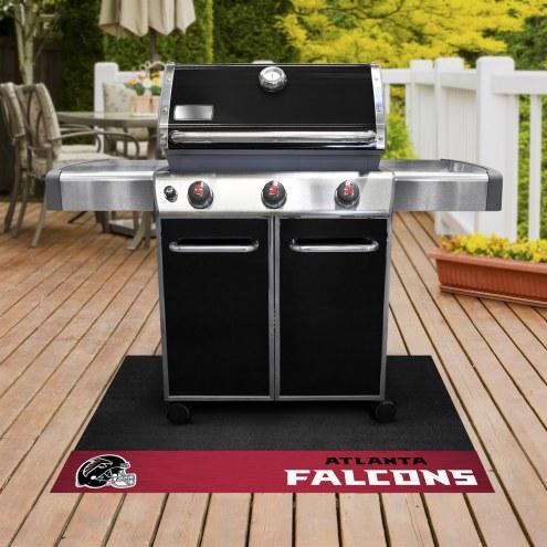 Atlanta Falcons Grill Mat