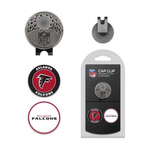 Atlanta Falcons Hat Clip & Marker Set