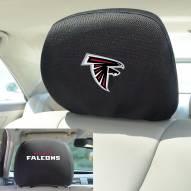 Atlanta Falcons Headrest Covers