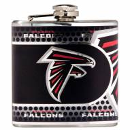 Atlanta Falcons Hi-Def Stainless Steel Flask