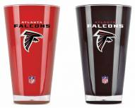 Atlanta Falcons Home & Away Tumbler Set
