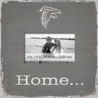 Atlanta Falcons Home Picture Frame