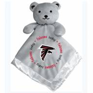 Atlanta Falcons Infant Bear Security Blanket