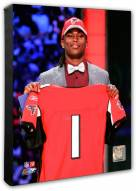 Atlanta Falcons Julio Jones NFL Draft Photo