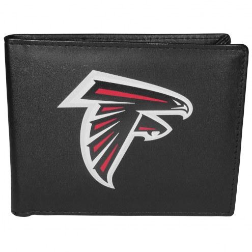 Atlanta Falcons Large Logo Bi-fold Wallet