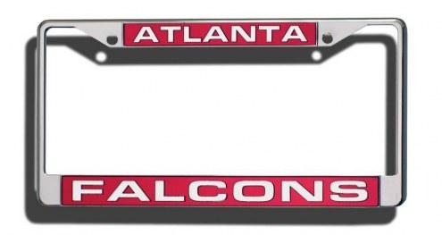 Atlanta Falcons Laser Cut License Plate Frame