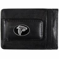 Atlanta Falcons Leather Cash & Cardholder