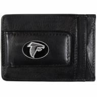 Atlanta Falcons Leather Cash & Cardholder