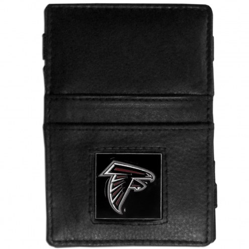 Atlanta Falcons Leather Jacob's Ladder Wallet