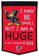 Atlanta Falcons Lil Fan Traditions Banner