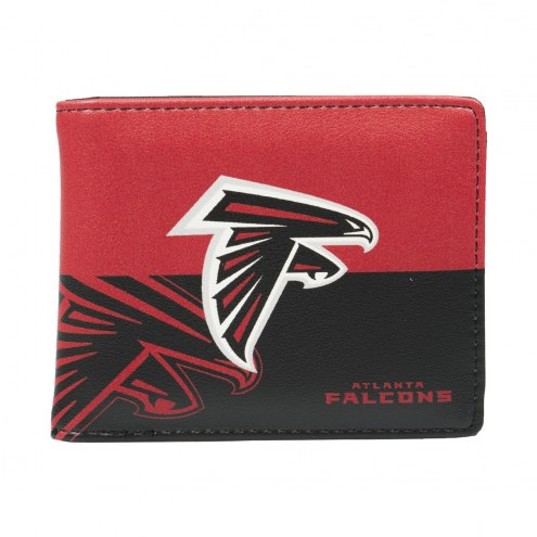 Atlanta Falcons Bi-Fold Wallet
