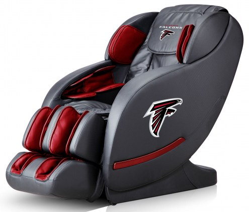 Atlanta Falcons Luxury Zero Gravity Massage Chair