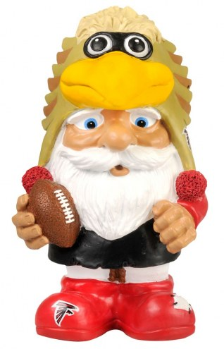 Atlanta Falcons Mad Hatter Garden Gnome