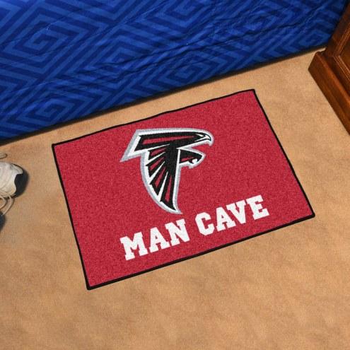 Atlanta Falcons Man Cave Starter Mat