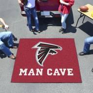 Atlanta Falcons Man Cave Tailgate Mat