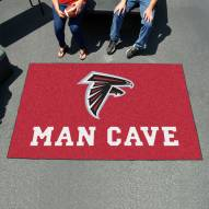 Atlanta Falcons Man Cave Ulti-Mat Rug