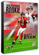 Atlanta Falcons Matt Ryan 2008 Rookie of the Year Portrait Plus Photo