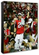 Atlanta Falcons Matt Ryan 2016 NFC Championship Game Photo