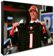 Atlanta Falcons Matt Ryan Draft Day Photo