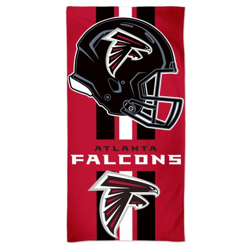 Atlanta Falcons McArthur Beach Towel