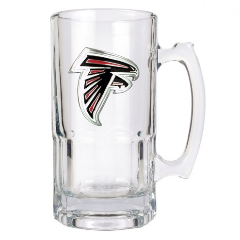 Atlanta Falcons NFL 1 Liter Glass Macho Mug