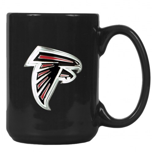 Atlanta Falcons NFL 2-Piece Ceramic Coffee Mug Set