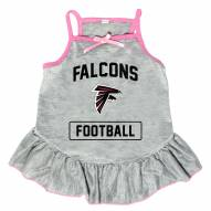 Atlanta Falcons NFL Gray Dog Dress