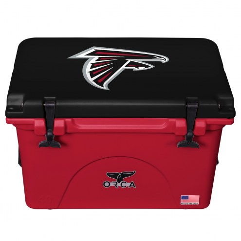 Atlanta Falcons ORCA 40 Quart Cooler