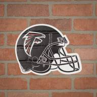 Atlanta Falcons Outdoor Helmet Graphic