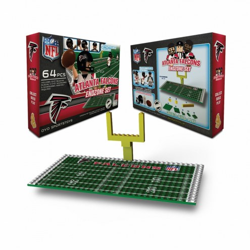 Atlanta Falcons OYO Endzone Set