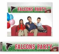 Atlanta Falcons Party Banner