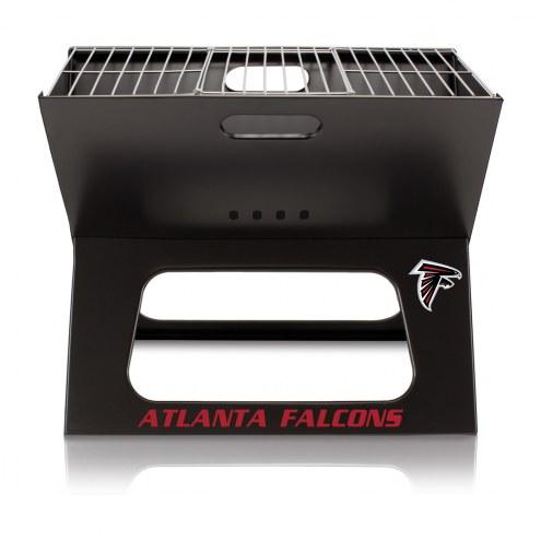 Atlanta Falcons Portable Charcoal X-Grill
