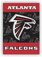 Atlanta Falcons NFL Premium 2-Sided House Flag