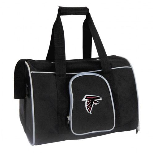 Atlanta Falcons Premium Pet Carrier Bag