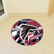Atlanta Falcons Quicksnap Rounded Mat