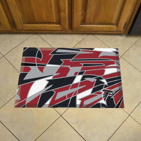 Atlanta Falcons Quicksnap Scraper Door Mat